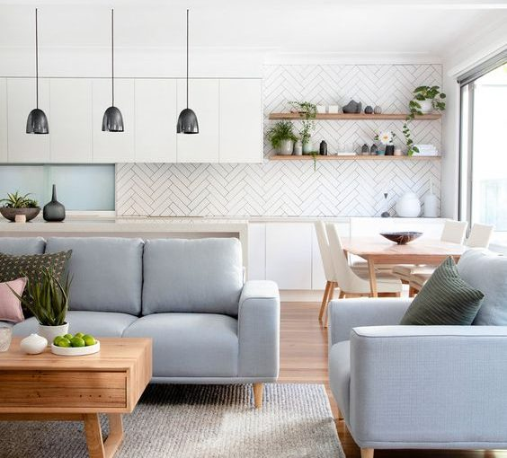 Nhà Đẹp bật mí một số bí quyết thiết kế nội thất chung cư hiện đại