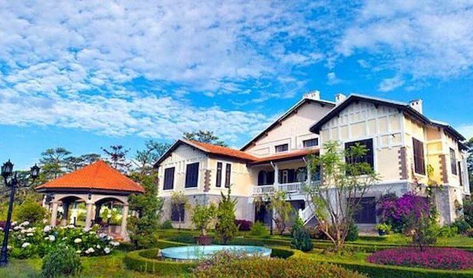 Hoài cổ cùng vẻ đẹp vượt thời gian của Cadasa Resort Đà Lạt