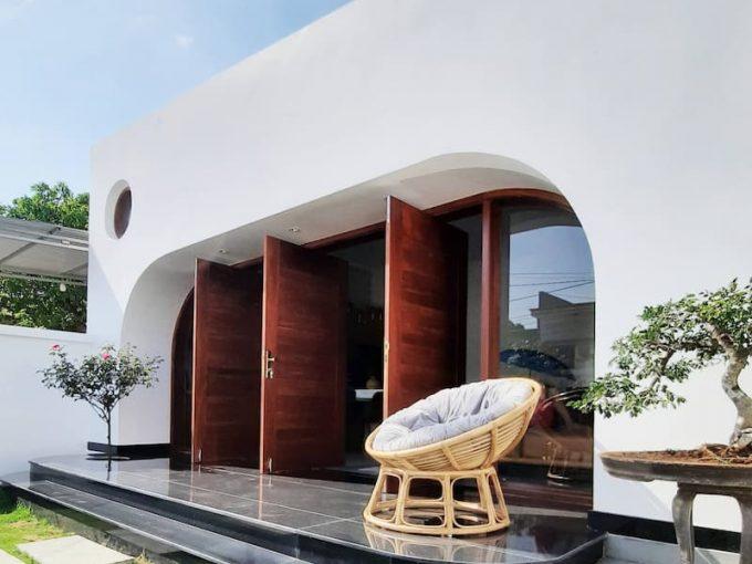 Cùng ngắm nhìn Kam House – Ngôi nhà cấp 4 hiện đại và độc đáo tại Đắk Lắk