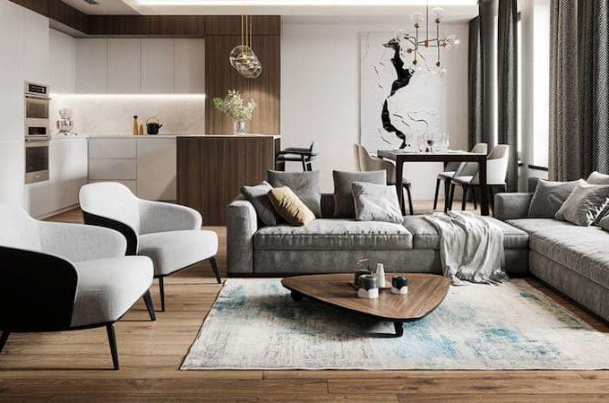 Phong cách Minimalism đơn giản nhưng không hề đơn điệu cho căn hộ chung cư