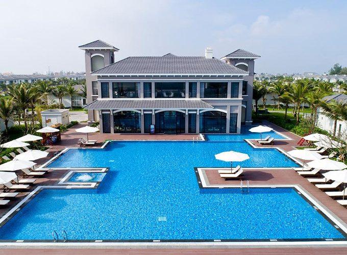 Tận hưởng không gian yên bình tại Vinpearl Resort & Spa Đà Nẵng