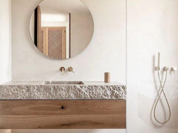 Tham khảo các phòng tắm đơn giản mà đẹp