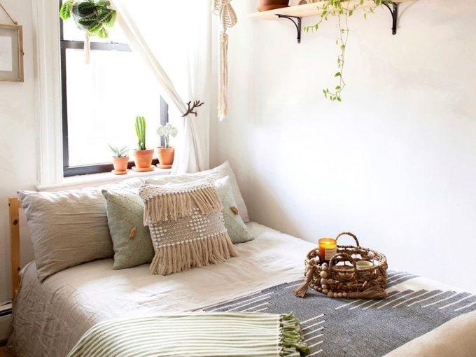 Trang trí phòng ngủ nhỏ đẹp và đơn giản