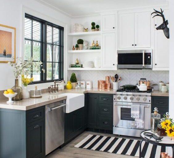Top 10+ mẫu nhà bếp nhỏ đẹp đáng tham khảo