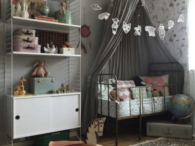 Thiết kế phòng ngủ đẹp tông màu xanh