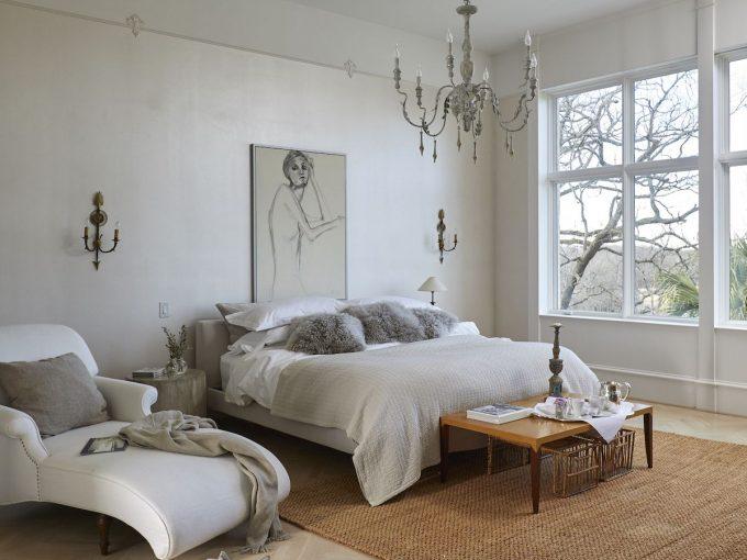 Thiết kế phòng ngủ đơn giản, hiện đại và ấm cúng
