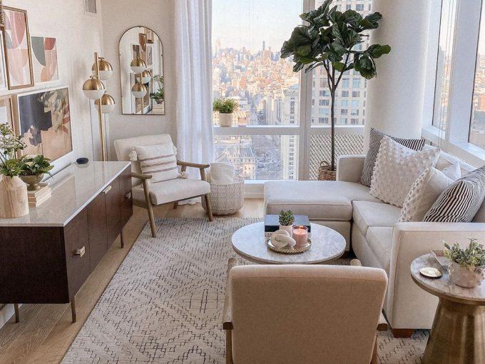 Học cách thiết kế nội thất phòng khách với 11 ý tưởng sau