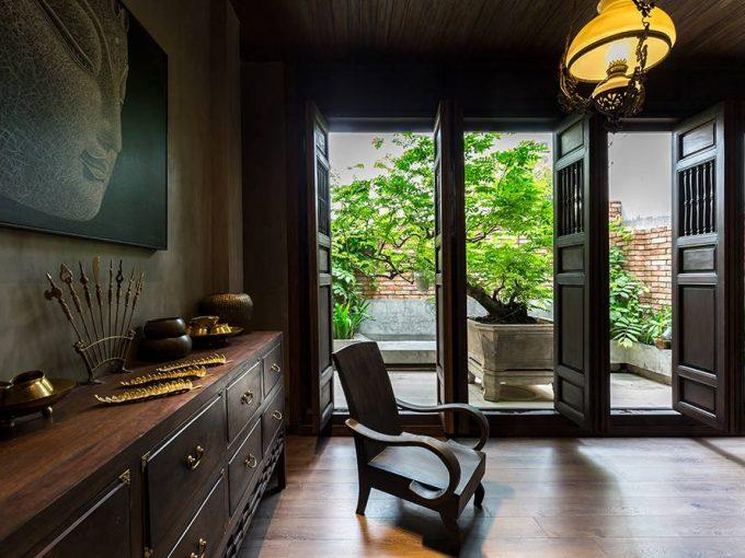Tìm về những ngày xưa với thiết kế nội thất đẹp mang nét hoài cổ Việt Nam