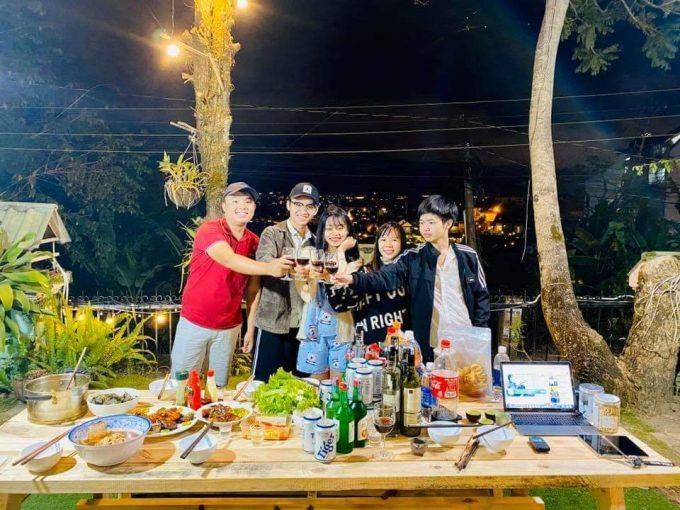 Bỏ túi 3 homestay có sân vườn ở Đà Lạt để mở những buổi tiệc BBQ thú vị