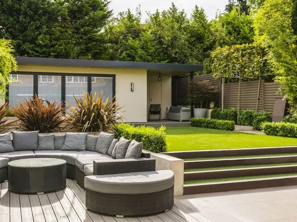 Bỏ túi 3 phong cách thiết kế sân vườn biệt thự dành cho các gia chủ