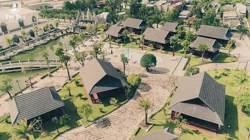 Thư Duy resort – resort Cà Mau mang một làn gió mới cho du lịch miền Tây