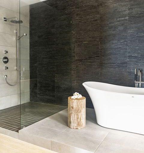 Ý tưởng thiết kế mẫu phòng vệ sinh đẹp khiến bạn không bao giờ muốn rời khỏi bồn tắm