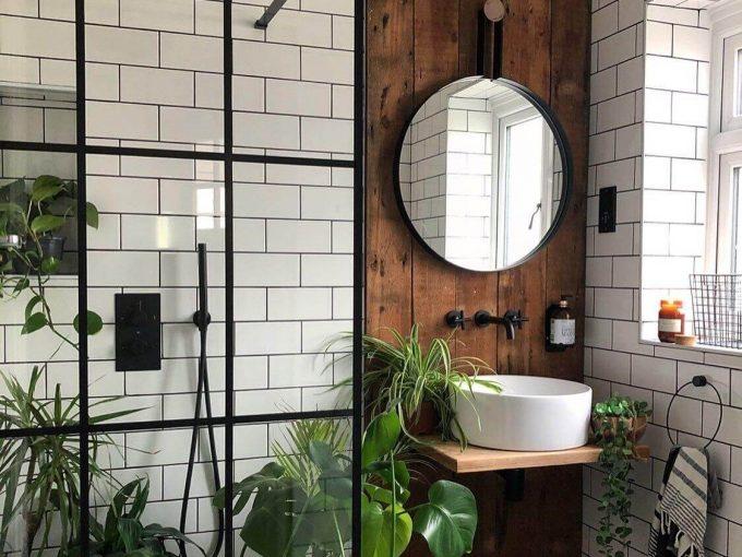 Cách mở rộng không gian cho những thiết kế phòng tắm nhỏ