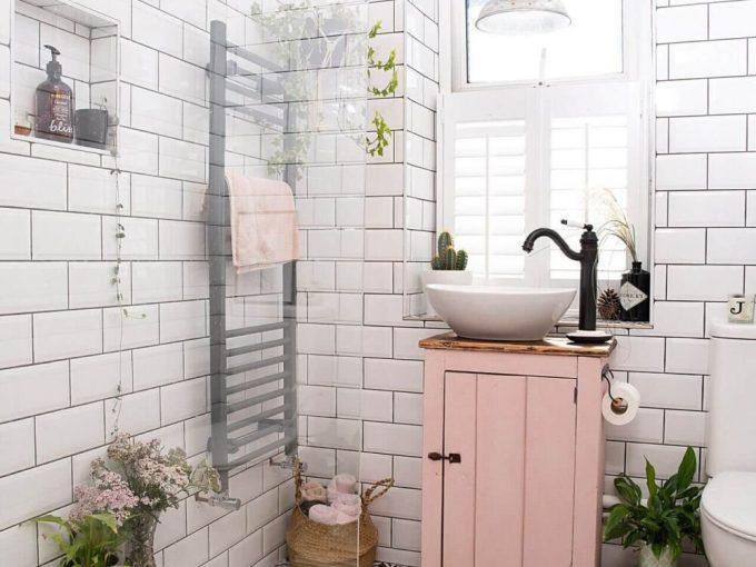 Những cách trang trí nhà tắm sang trọng, hiện đại